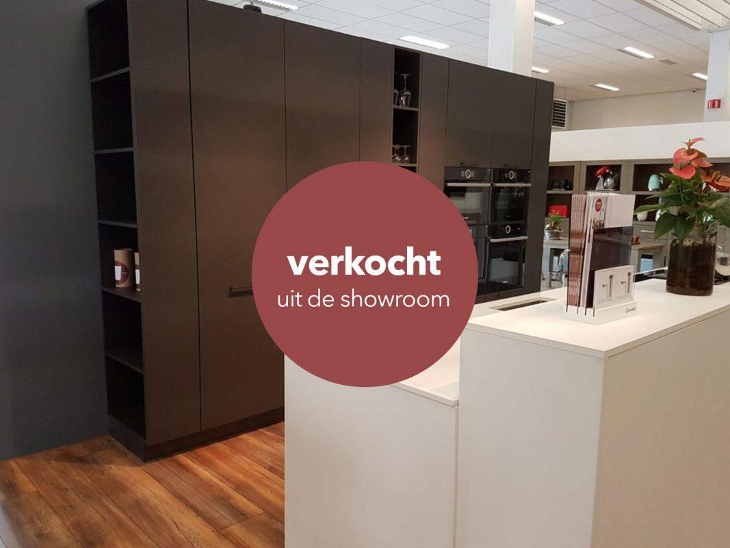 Design Keuken Utrecht : Greenline zwart mat design keuken verkocht enka keukens utrecht